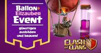 Turboballon-Event