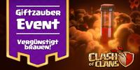 Giftzauber-Event
