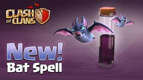 New BAT SPELL coming to Clash of Clans! (December 2018 Update)
