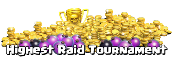 Highest Raid Tournament Main Banner