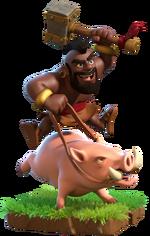 Hog Rider info