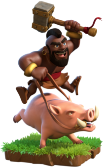 Hog Rider | Clash of Clans Wiki | FANDOM powered by Wikia