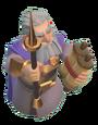 Gladiator Warden 3D