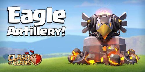 Sneak Peek Eagle Artillery