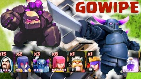 Clash of Clans GOWIPE Guide by Galadon - Chapter 1