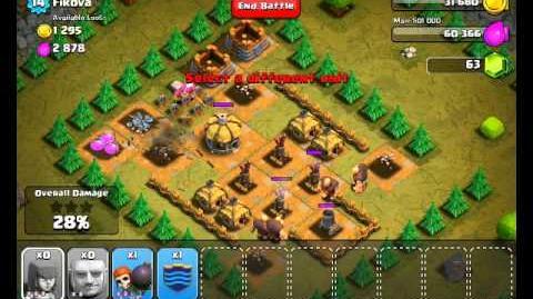 Clash of Clans Level 21 - Fikova