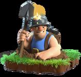 Miner info