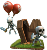 Skeleton Trap info