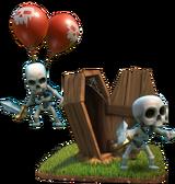 Skeleton Trap info