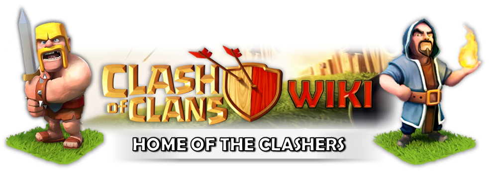 Image Mp Bannerg Clash Of Clans Wiki Fandom Powered By Wikia