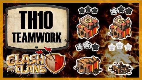 PSYCHOANALYSIS TH10 Teamwork Triple Clash of Clans