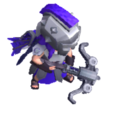 Gladiator Queen 3D