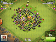 Lvl 6 good town hall base