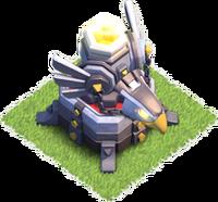 Aigle artilleur niv1 attaque