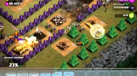Video - Clash of Clans Kitchen Sink v2 with TH7 troops-2 | Clash of ...