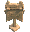 Clan Badge Statue6