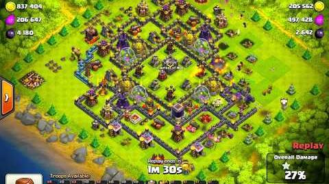 Clash of Clans - easy gold