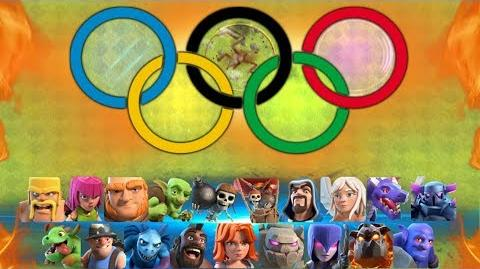 CLASH OF CLANS OLYMPICS 🔥 Which Troop Wins the New CoC Mini Troop Challenge?