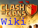 File:Clash of Clans Wiki Wordmark.png