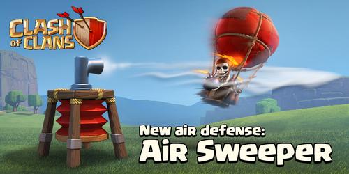 Air Sweeper