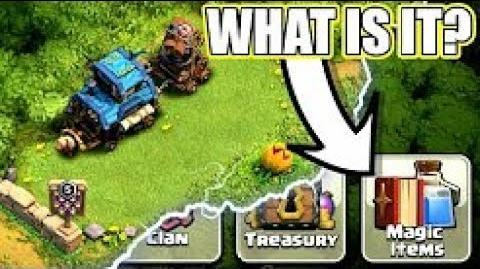 NEW UPDATE IS HERE!! WHAT IS MAGIC ITEMS!? - Clash Of Clans form Prince Boyz