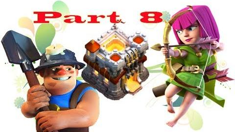 Clash of Clans TH11 100% 3 Star 💥 Miner Attack Strategy!!! 8