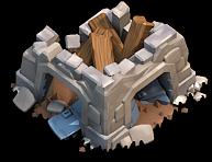 Clan Castle Ruin