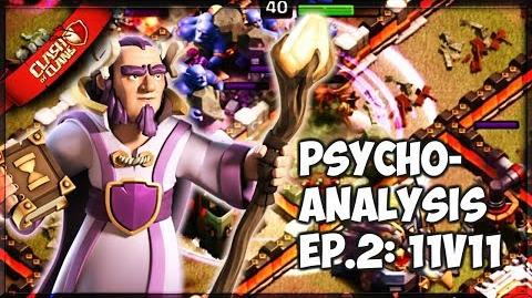 ⚔ Psychoanalysis Episode 2 TH11 Attack Strategy Analysis Hari2 11v11 3 star Clash of Clans ⚔