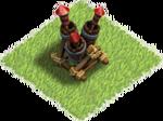 Défense anti-aérienne niv3