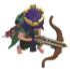 Archer Queen 3D