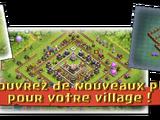 Plans de villages