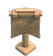 Clan Badge Statue1