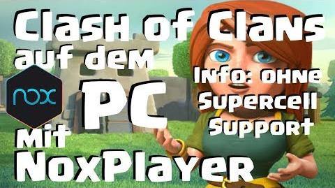 498 Clash of Clans auf dem PC mit Nox Player! Mit Performance Tipps COC Deutsch