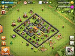 My base by Zedocax