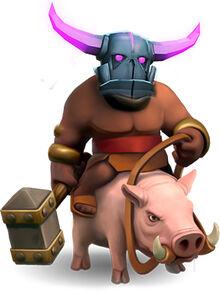 Clash Hog Rider2