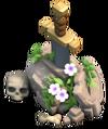 Die Champion-Statue