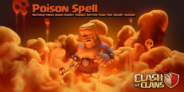 Poison Spell Juni 3