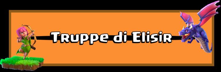 Truppe di Elisir Bandiera