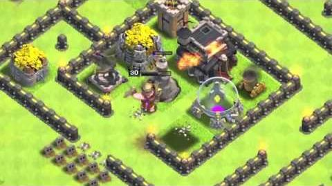 Clash of Clans - Heroes Trailer
