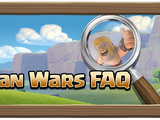 Clan Wars FAQ