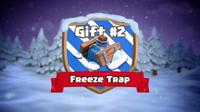 Geschenk 2 Frostfalle