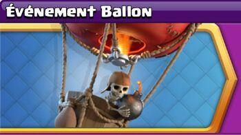 Evenement ballon