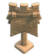 Clan Badge Statue7