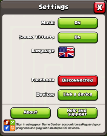 Device Linking Guide | Clash of Clans Wiki | FANDOM powered