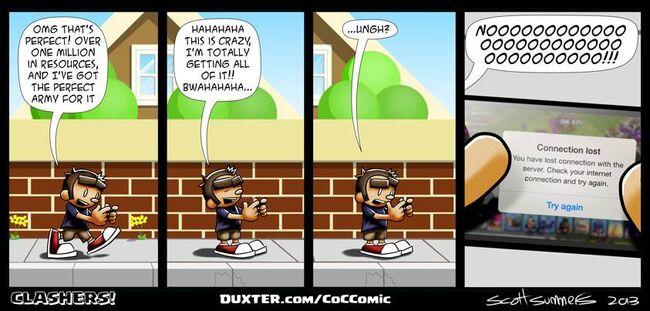 Clashers Comic 42