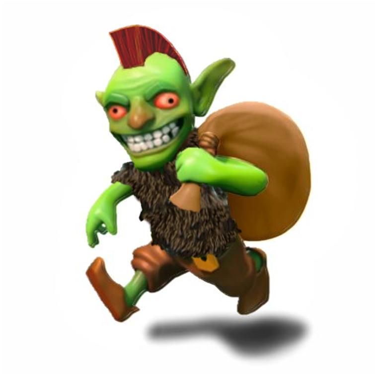 Image Goblin Lvl6 Jpg Clash Of Clans Wiki Fandom