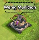 X-Bogen Wenig Munition -DE-