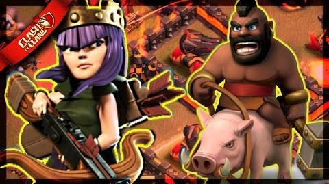 3 STAR ANALYSIS ◾ Queen Walk Hog Riders ◾ CLEANING UP MYSELF 10v10 ◾ Clash of Clans