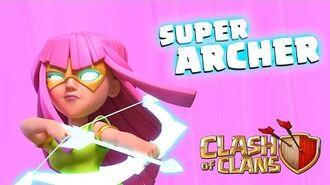 SUPER ARCHER Available Now! (Clash of Clans)