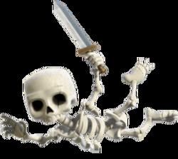 Drop Ship Skeleton info
